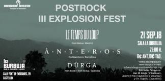 post rock explosion