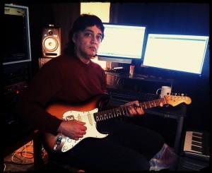 cris in studio 3