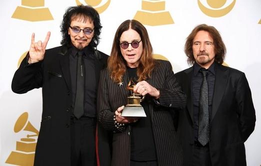 Black Sabbath fala sobre a premiação do Grammy 2014 - Rock de Verdade