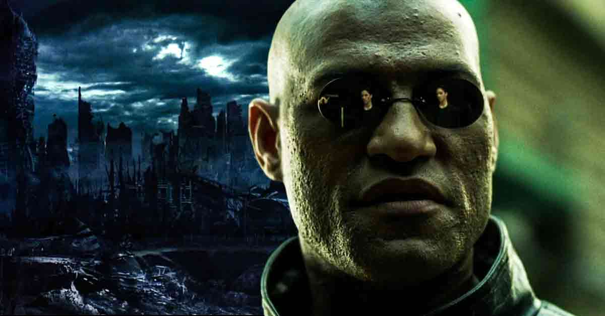 Matrix frases filosofia Morpheus