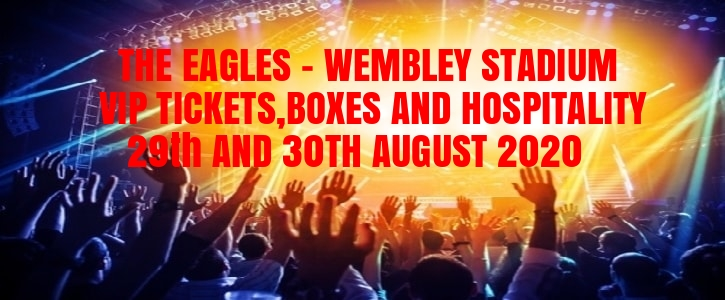 the eagles vip tickets hospitality wembley stadium aug 2020. Black Bedroom Furniture Sets. Home Design Ideas