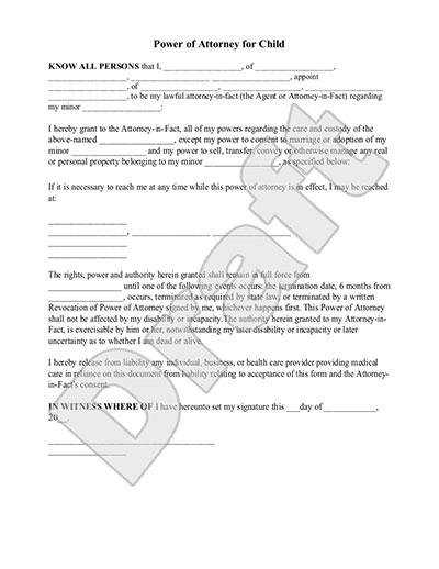 Child Visitation Template. parenting plan custody agreement and ...