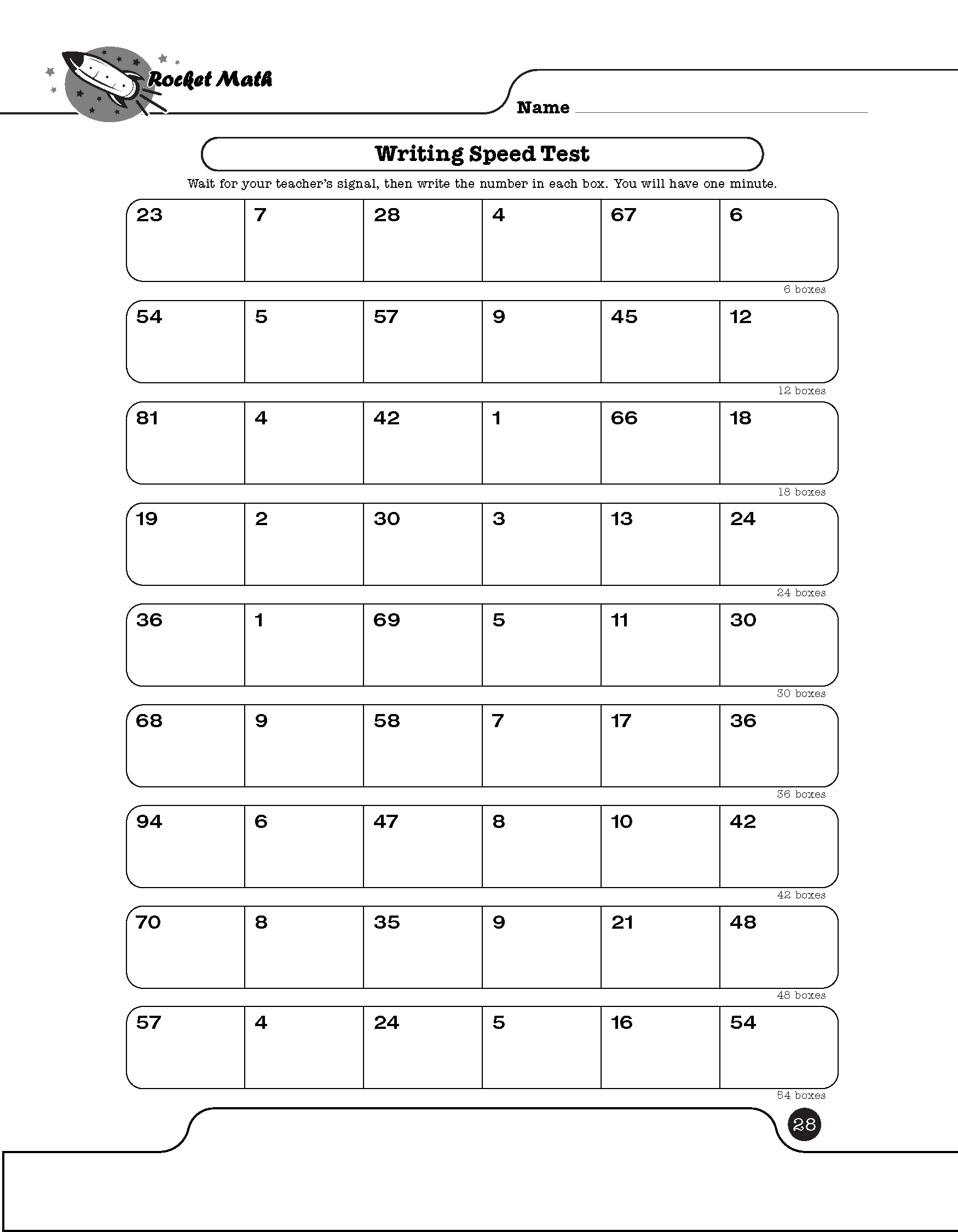 How Do I Set Up Rocket Math