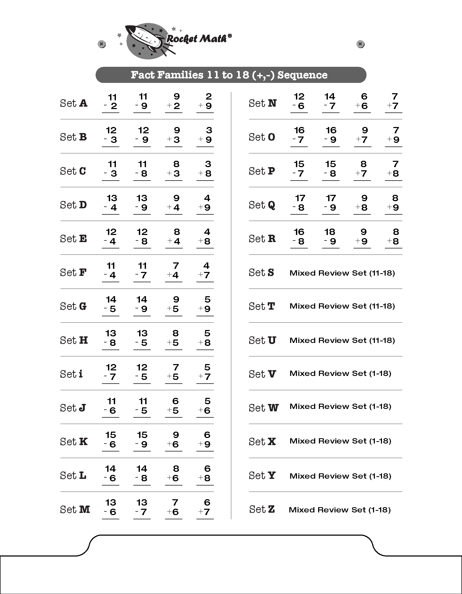 Printables Of First Grader Math