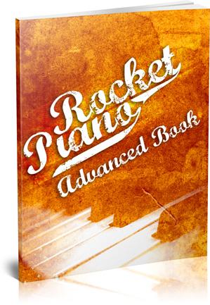 Rocket Piano Advanced Book