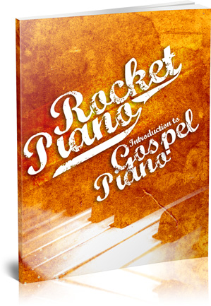 The Rocket Piano Gospel, Spiritual & Hymns Book