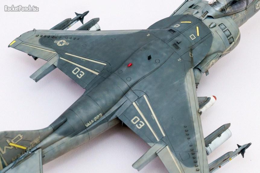 Hasegawa 1/72 Boeing AV-8B Harrier II
