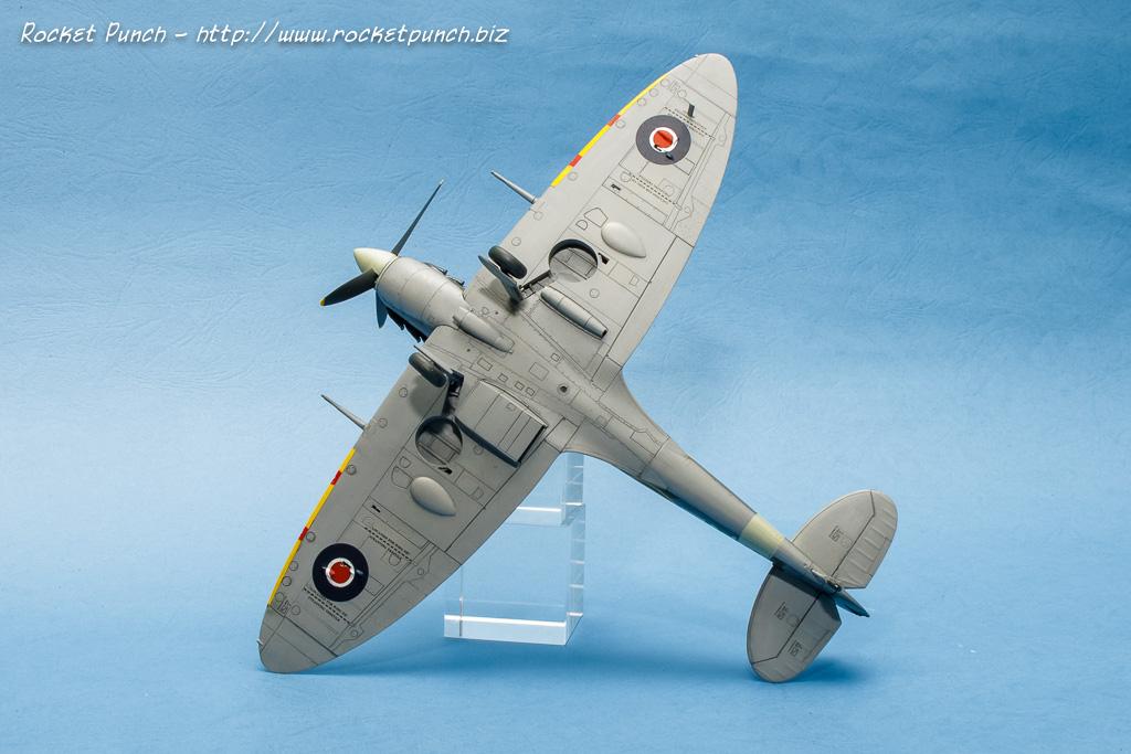 Tamiya 1/48 Supermarine Spitfire Mk. Vb
