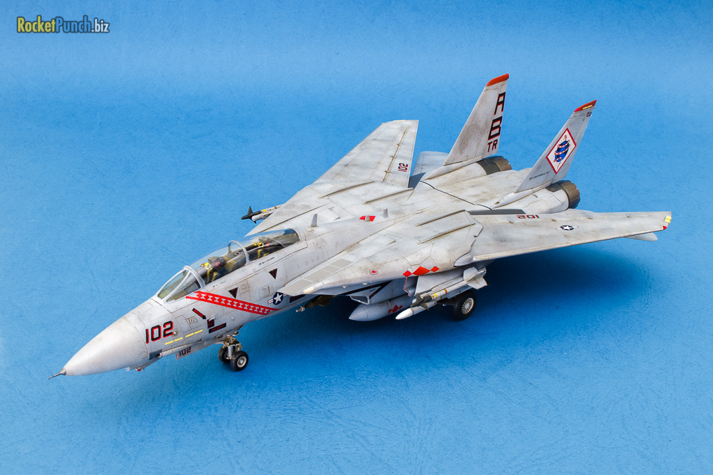 Hobbyboss 1/72 Grumman F-14B Tomcat 'VF-102 Diamondbacks'