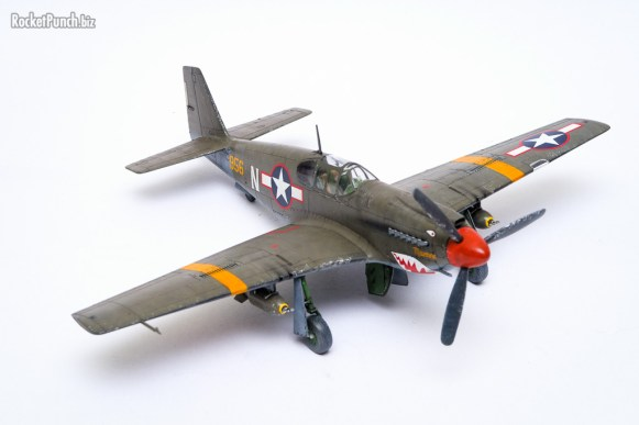 Italeri 1/48 North American A-36 Apache