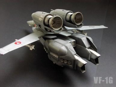 Hasegawa 1/72 Stonewell Bellcom VF-1G Valkyrie