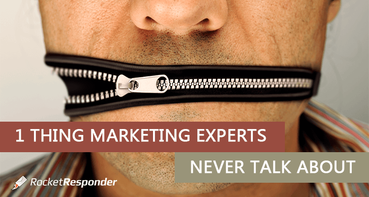 The 1 Thing That Email Marketing Experts Never Talk About