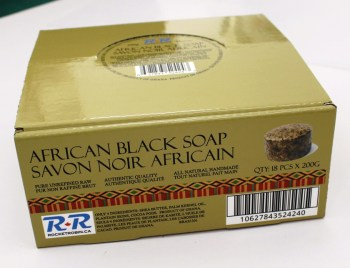 Black Soap 821