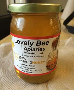 wildflower honey 2