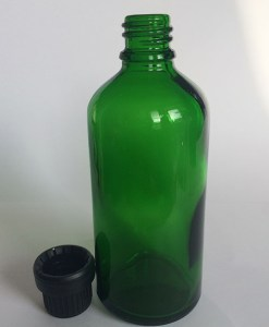 100 ml glass bottle