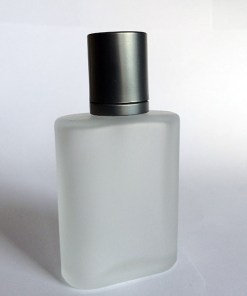 50 ml glass bottle perfume atomizer