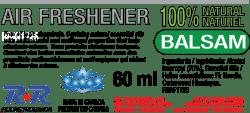 Air Freshener Balsam