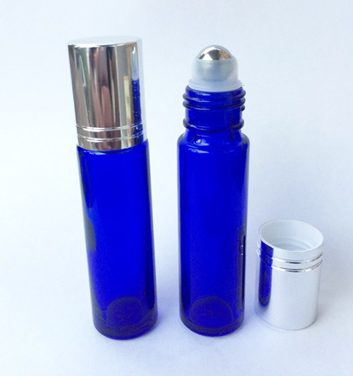 10 ml Roll-On Glass Bottle