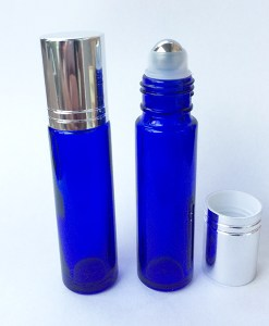 10 ml Roll-On Glass Bottle