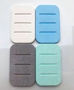 Diatomaceous Earth Soap Dish