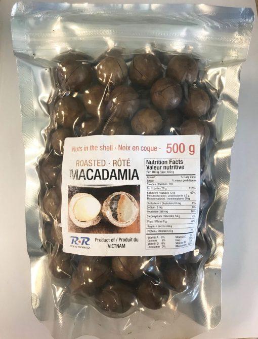 macadamia nuts pack