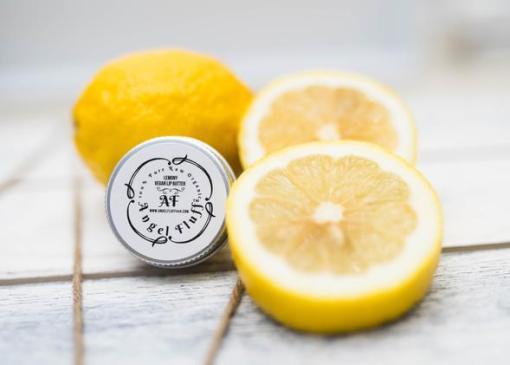 Lip Balm Lemon2
