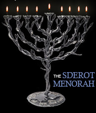 The Sderot Menorah