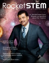 RocketSTEM March 2014 Front Cover