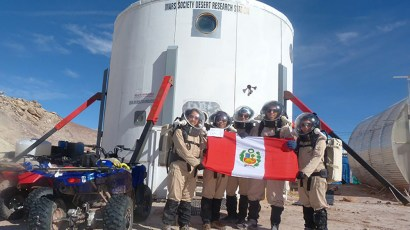 The Mars Society's Mars Desert Research Station