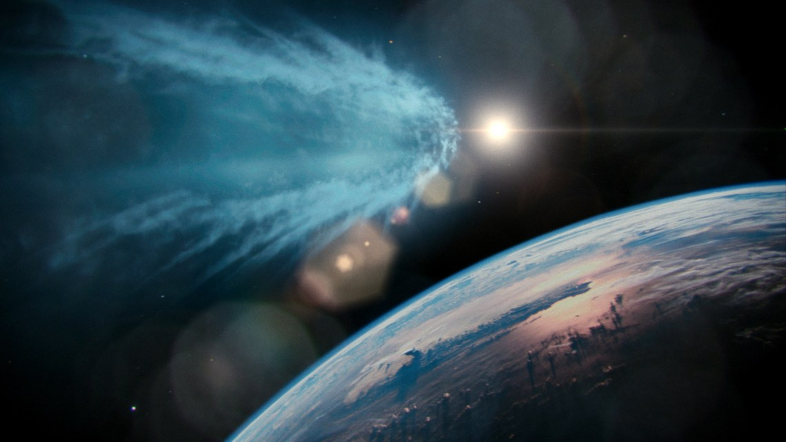The mystery of comets is explored in the third episode. Image: Fox Broadcasting