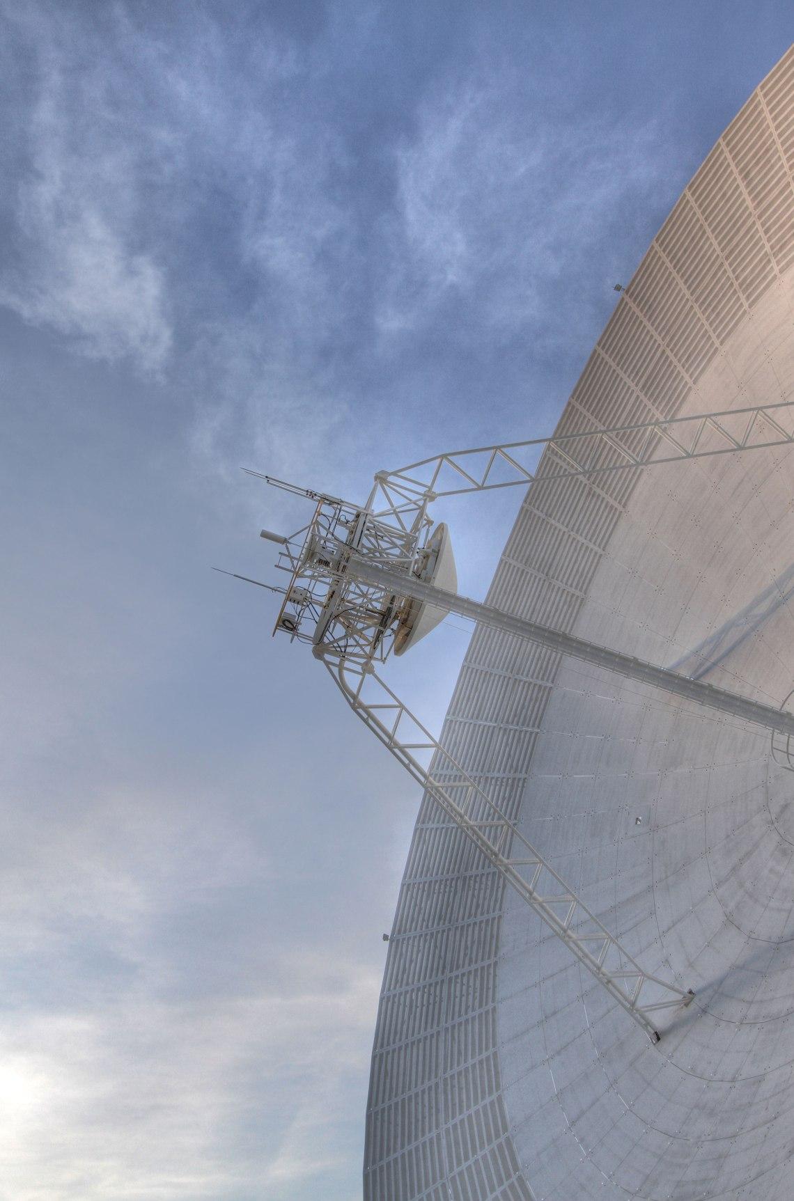 Goldstone Complex antenna. Credit: NASA/JPL-Caltech