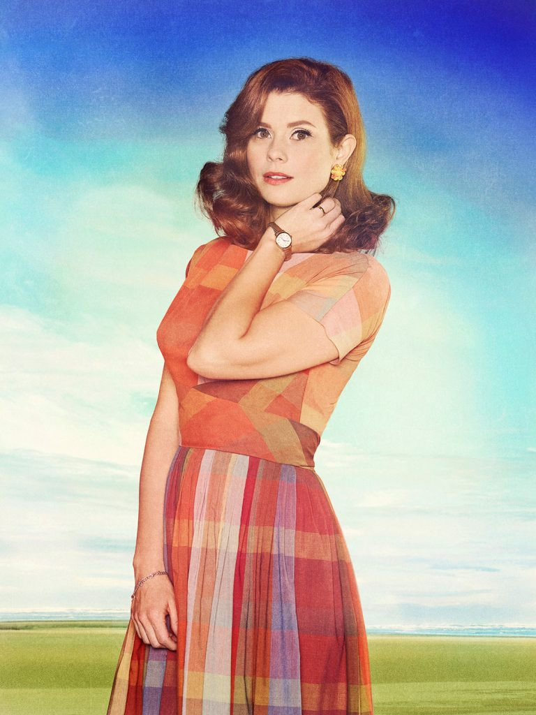 JoAnna Garcia Swisher as Betty Grissom. Credit: ABC/Bob D'Amico