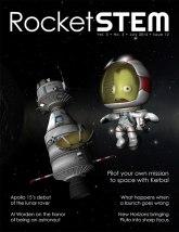 RocketSTEM July 2015 Front Cover