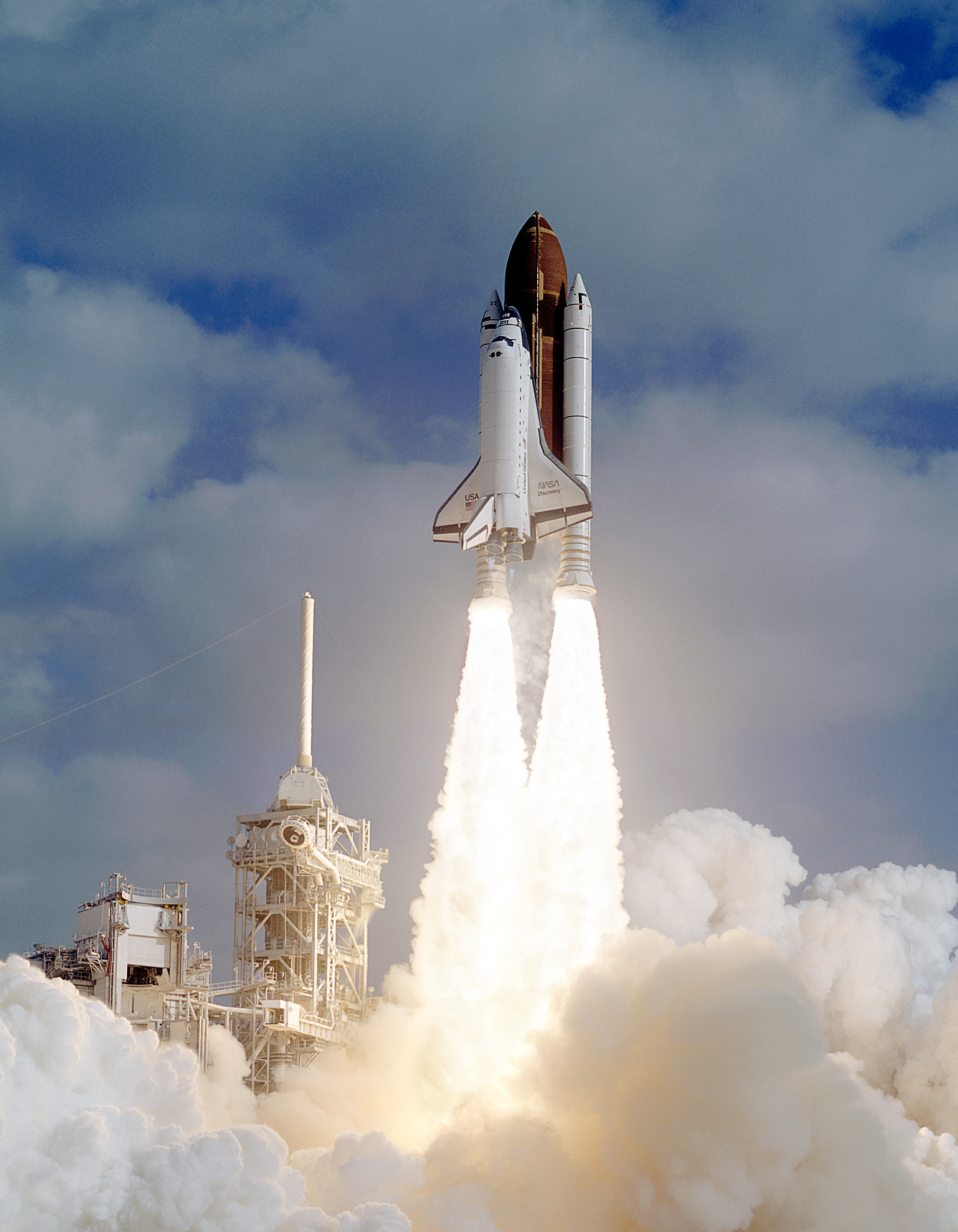 how many space shuttle missions were there - photo #4