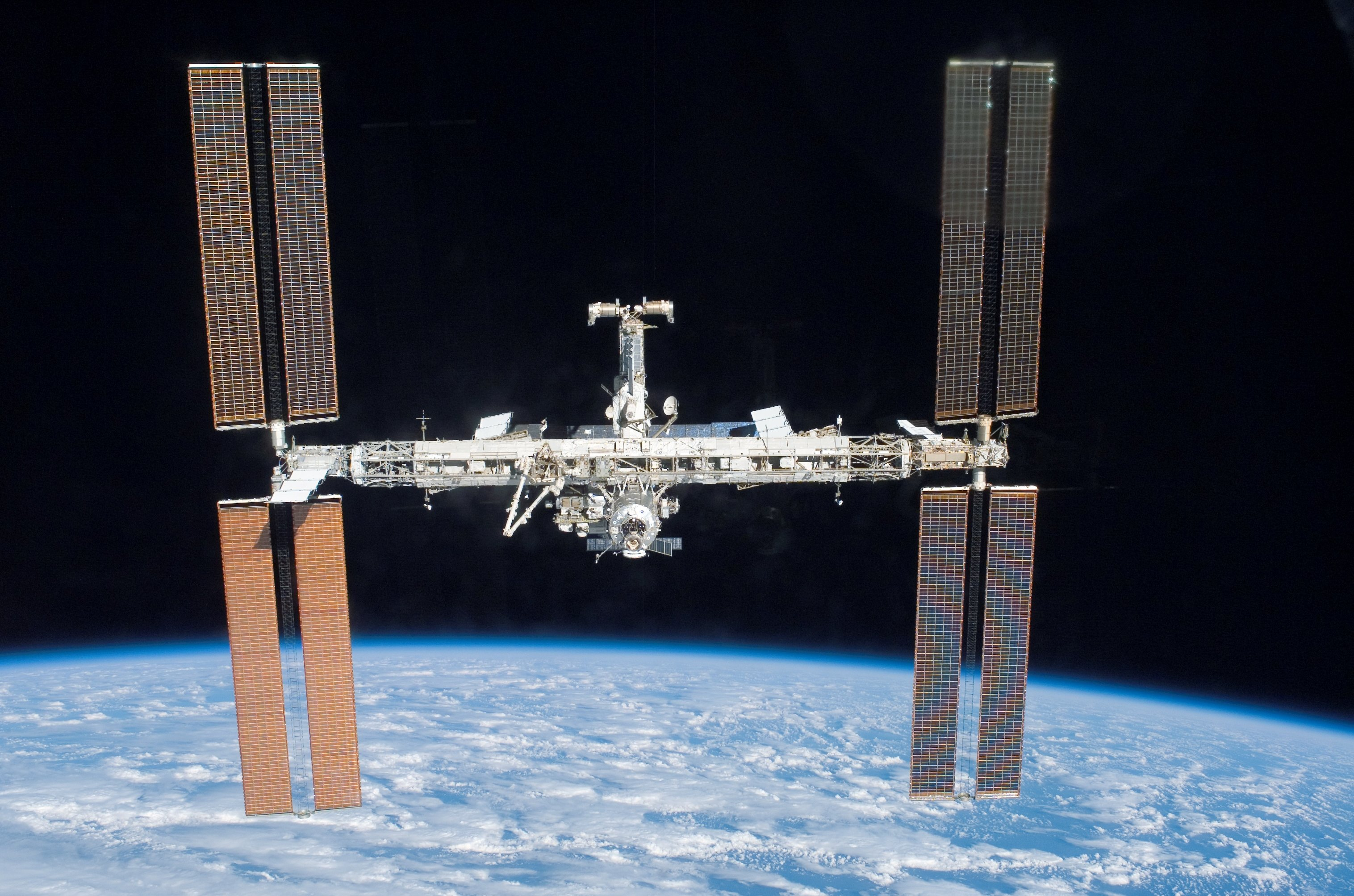 International Space Station's 20 years of transformation