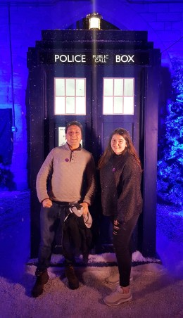 Christmas Doctor Who preview