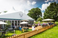 Fairway village wimbledon hospitality packages