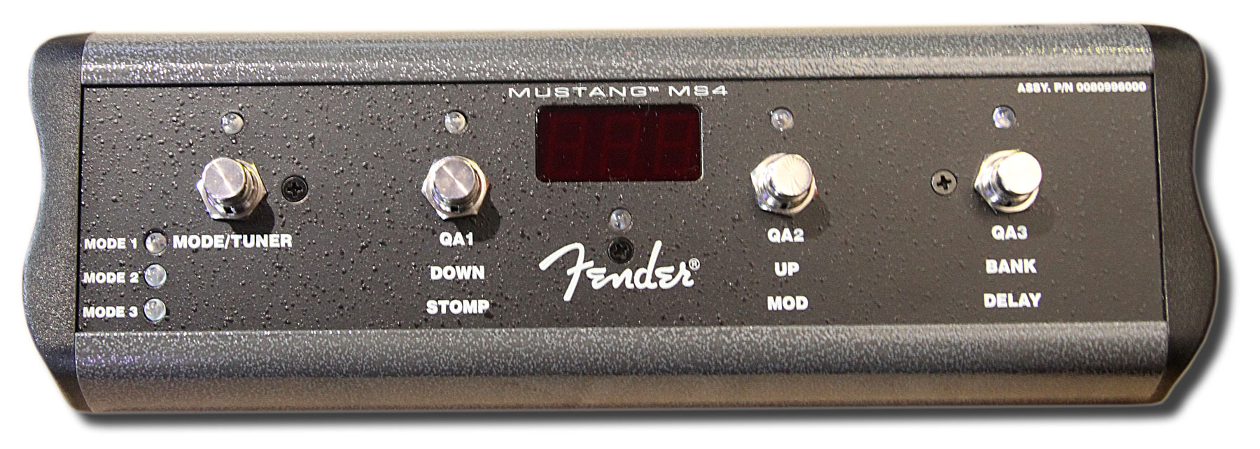 Rock Factory Fx Tuners Radio Fender Ms4 Footswitch