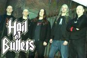 Hail of bullets metal juganaught