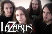 Lazarus metal thrash band