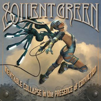 Soilent Green album cover