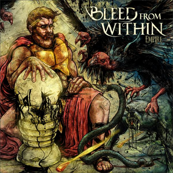 Image result for bleed from within empire