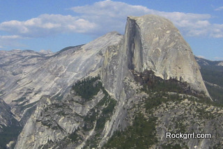 Half Dome - Non Cable Side