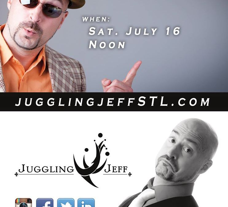 Juggling Jeff!