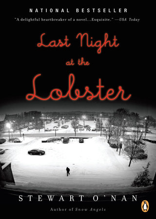 Book Club! – Last Night at the Lobster