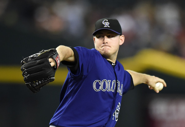 Rockies Pitching: Results May Vary