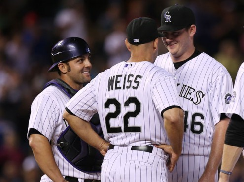 Series Recap: Rockies Complete Game Shutouts by the Numbers