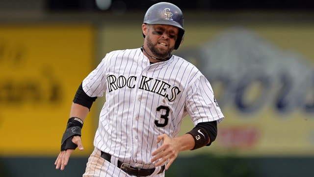 Michael Cuddyer: Match Made in Purgatory