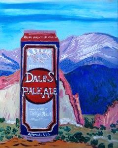 beer-painting-of-dales-pale-ale-by-oskar-blues-year-of-beer-paintings