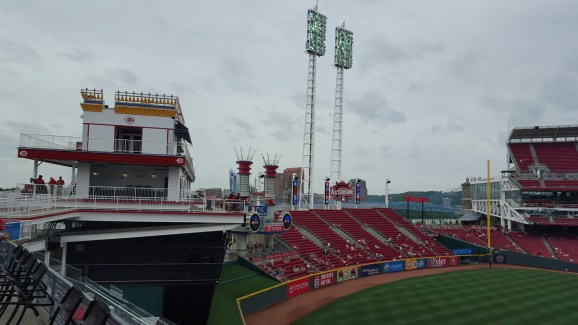 GABP Outfield